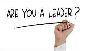 are you a leader