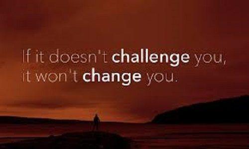 5 EXCELLENT WAYS TO CHALLENGE YOURSELF